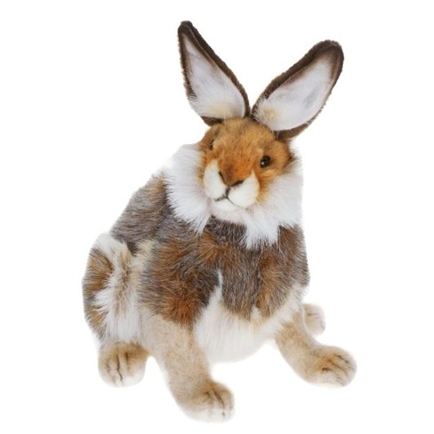 Hansa Brown Hare Plush Toy - image 1 of 1