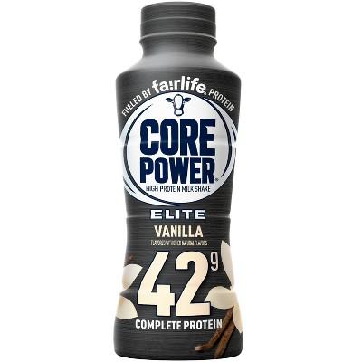 Core Power Elite Vanilla 42G Protein Shake - 14 fl oz Bottle