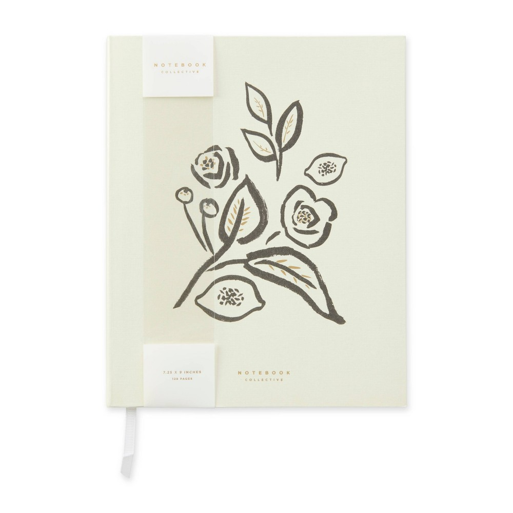 College Ruled 1 Subject Notebook 9 34 X7 34 Hand Drawn Naturally Notebook Collective