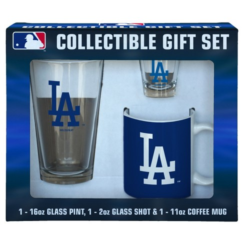 MLB Los Angeles Dodgers 3pc Gift Set - image 1 of 1
