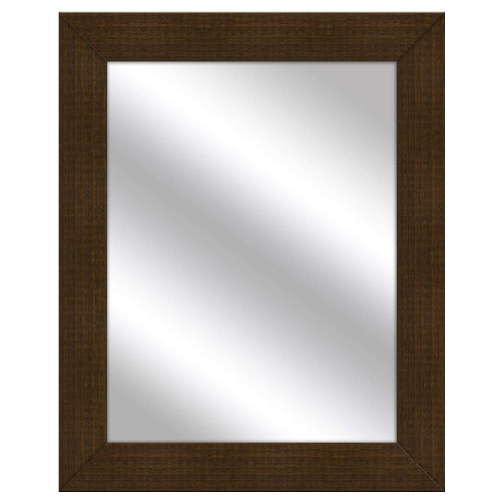 Decorative Wall Mirror Ptm Images Wood
