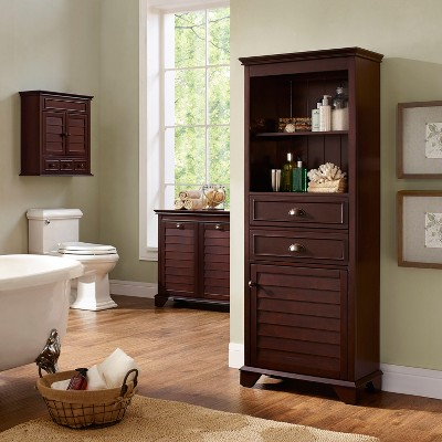 Lydia Bathroom Storage Collection Target