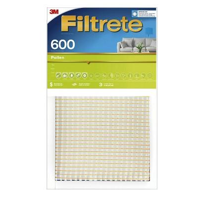 Filtrete Pollen Air Filter 600 MPR