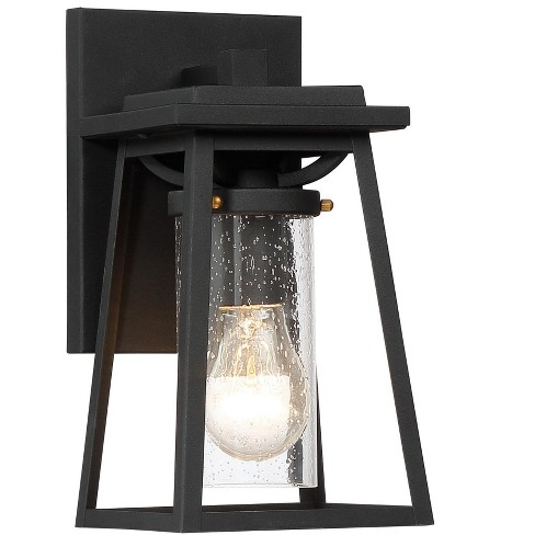 """The Great Outdoors 72711 Lanister Court Single Light 11"""" Tall Outdoor Wall Sconce - image 1 of 1"""