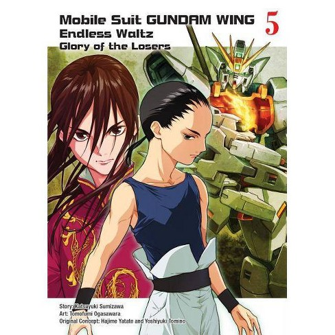 Mobile Suit Gundam Wing, 5 - by  Katsuyuki Sumizawa (Paperback) - image 1 of 1