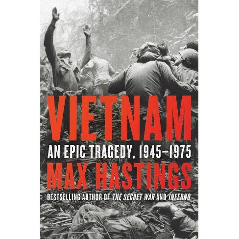 Vietnam - by  Max Hastings (Hardcover) - image 1 of 1