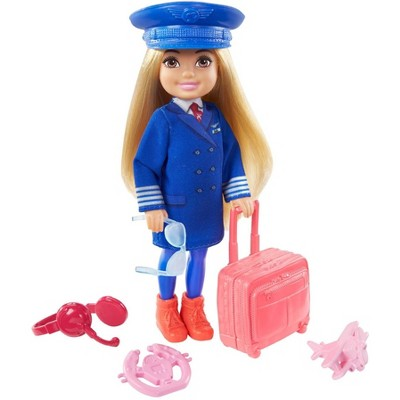 ​Barbie Chelsea Can BePilot Doll Playset