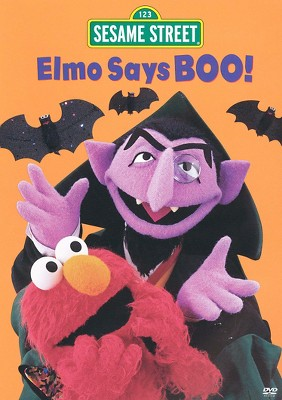 Sesame Street: Elmo Says Boo! (DVD)