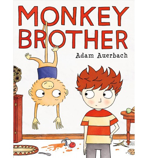 Monkey Brother -  by Adam Auerbach (School And Library) - image 1 of 1