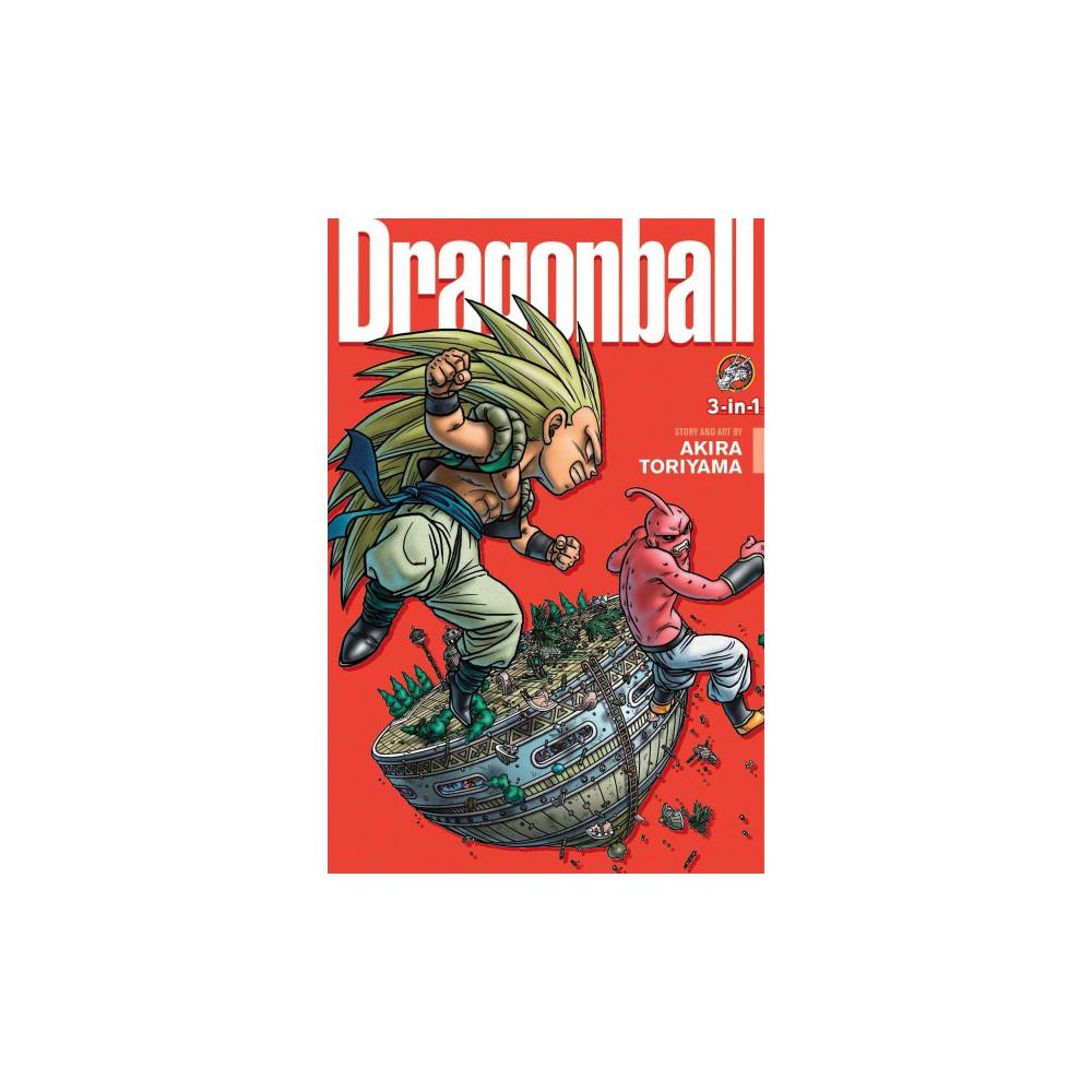 Dragon Ball 14 : 3-in-1 Edition: Omnibus Edition (Paperback) (Akira Toriyama)