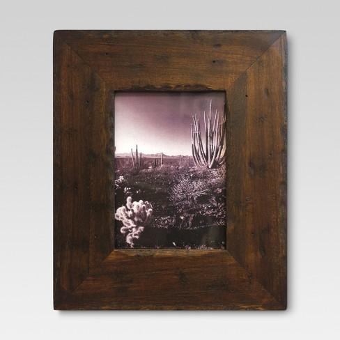 "5"" x 7"" Frame Distressed Walnut - Threshold™ - image 1 of 4"