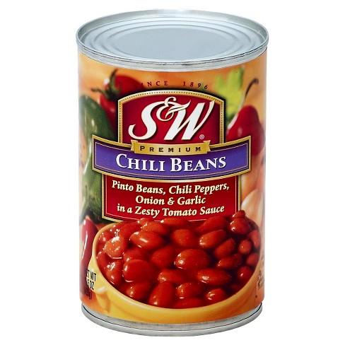 583f03973a905 S W Chili Bean - 15.5 Oz   Target