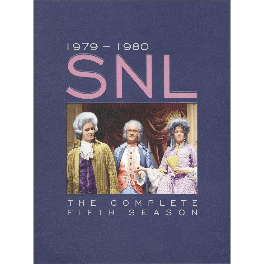 Saturday Night Live: The Complete Fifth Season [7 Discs]