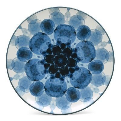 Noritake Colorwave Blue Dapple Accent Plate