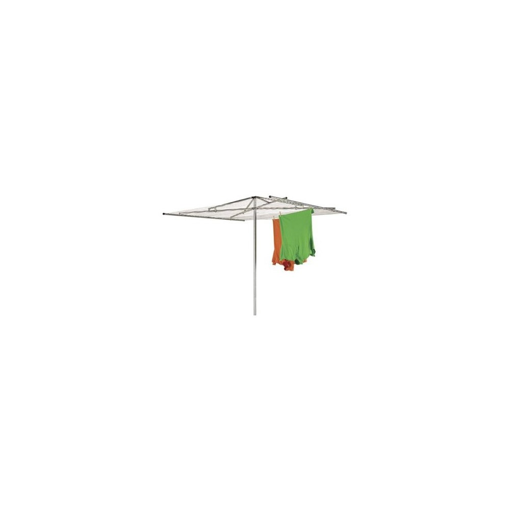 Household Essentials Steel Outdoor Drying Rack - 84