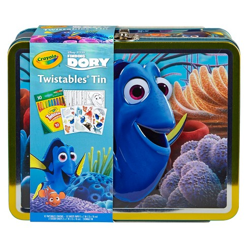 Crayola® Creative Storage Tin - Finding Dory™ - image 1 of 3
