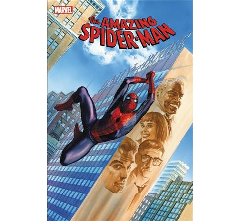 Amazing Spider-Man Worldwide 8 -  by Dan Slott & Christos  Gage (Paperback) - image 1 of 1
