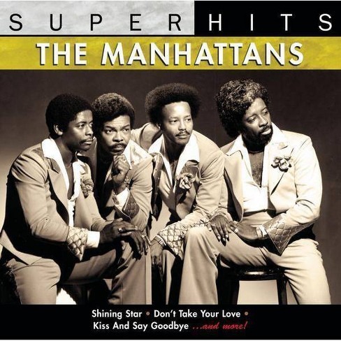 Manhattans (The) - Super Hits: The Manhattans (CD) - image 1 of 1