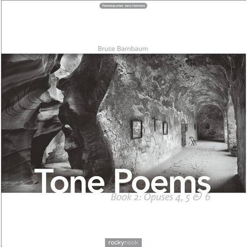 Tone Poems - Book 2 - by  Bruce Barnbaum (Hardcover) - image 1 of 1