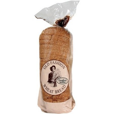 Dunford Bakeries Old Fashioned Wheat Bread - 24oz