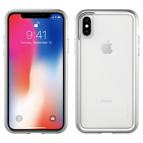 buy popular 254cb 6eccf Pelican iPhone X Case