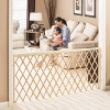 Evenflo Expansion Swing Wide Wood Gate - image 3 of 4