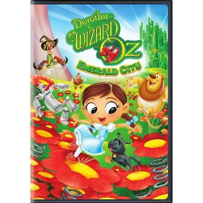 Dorothy and the Wizard of Oz: Emerald City (S1V2) (DVD)