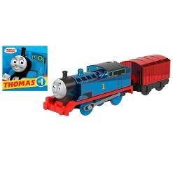 Fisher-Price Thomas & Friends Celebration Thomas & Storybook