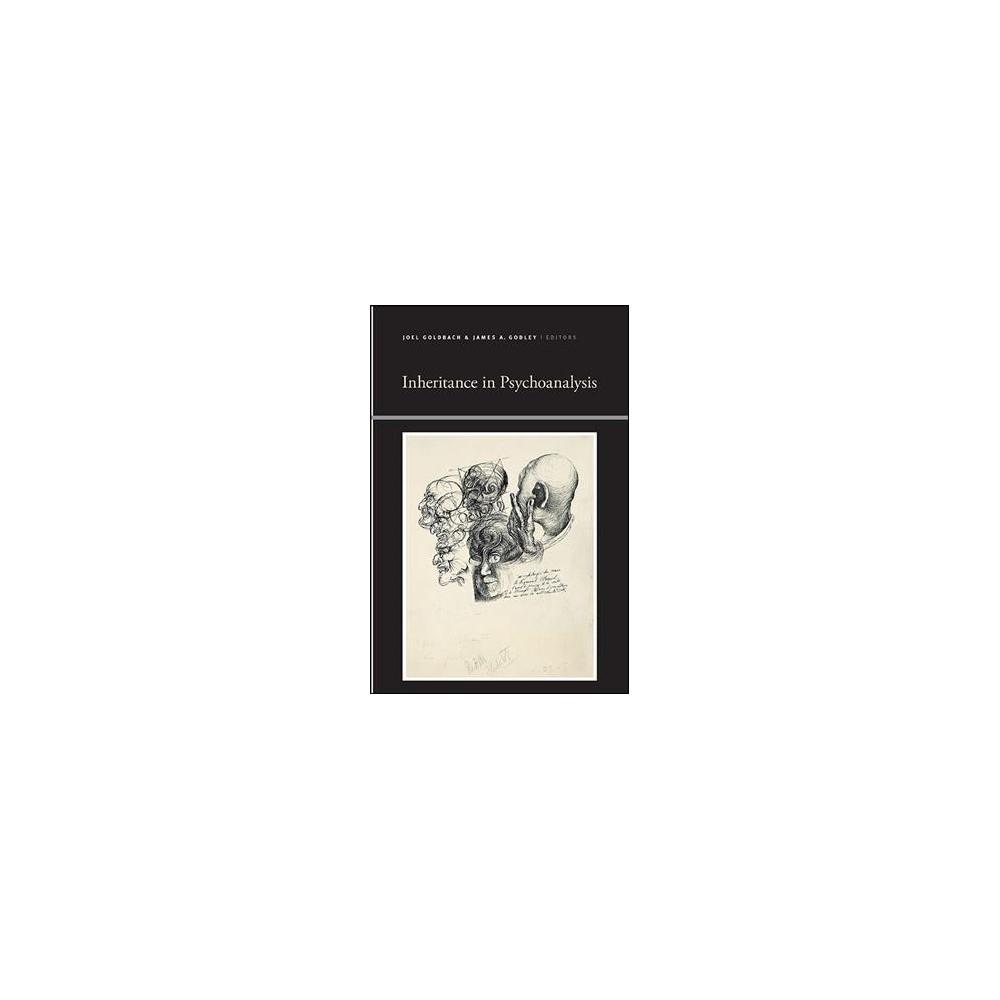 Inheritance in Psychoanalysis - (Hardcover)