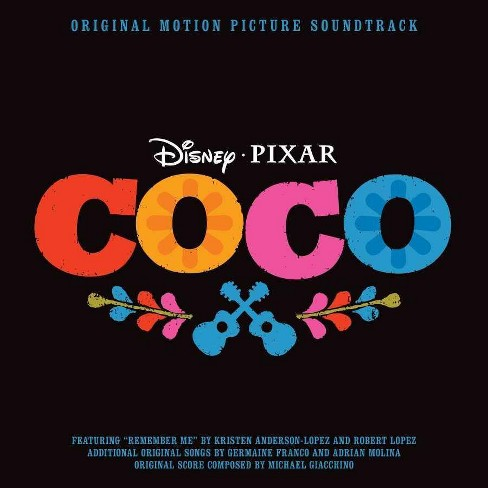 Various Artists - Coco The Soundtrack (Target Exclusive) (CD) - image 1 of 1