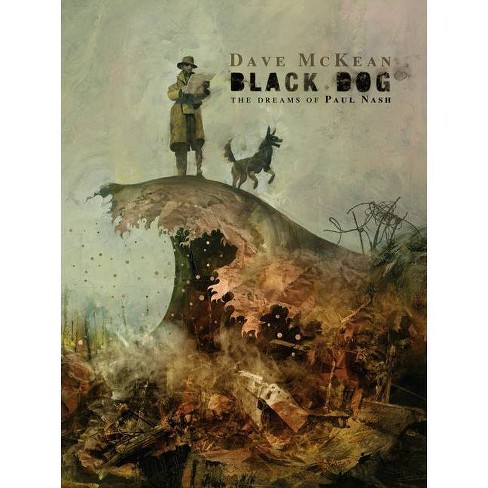 Black Dog: The Dreams of Paul Nash (Second Edition) - by  Dave McKean (Paperback) - image 1 of 1