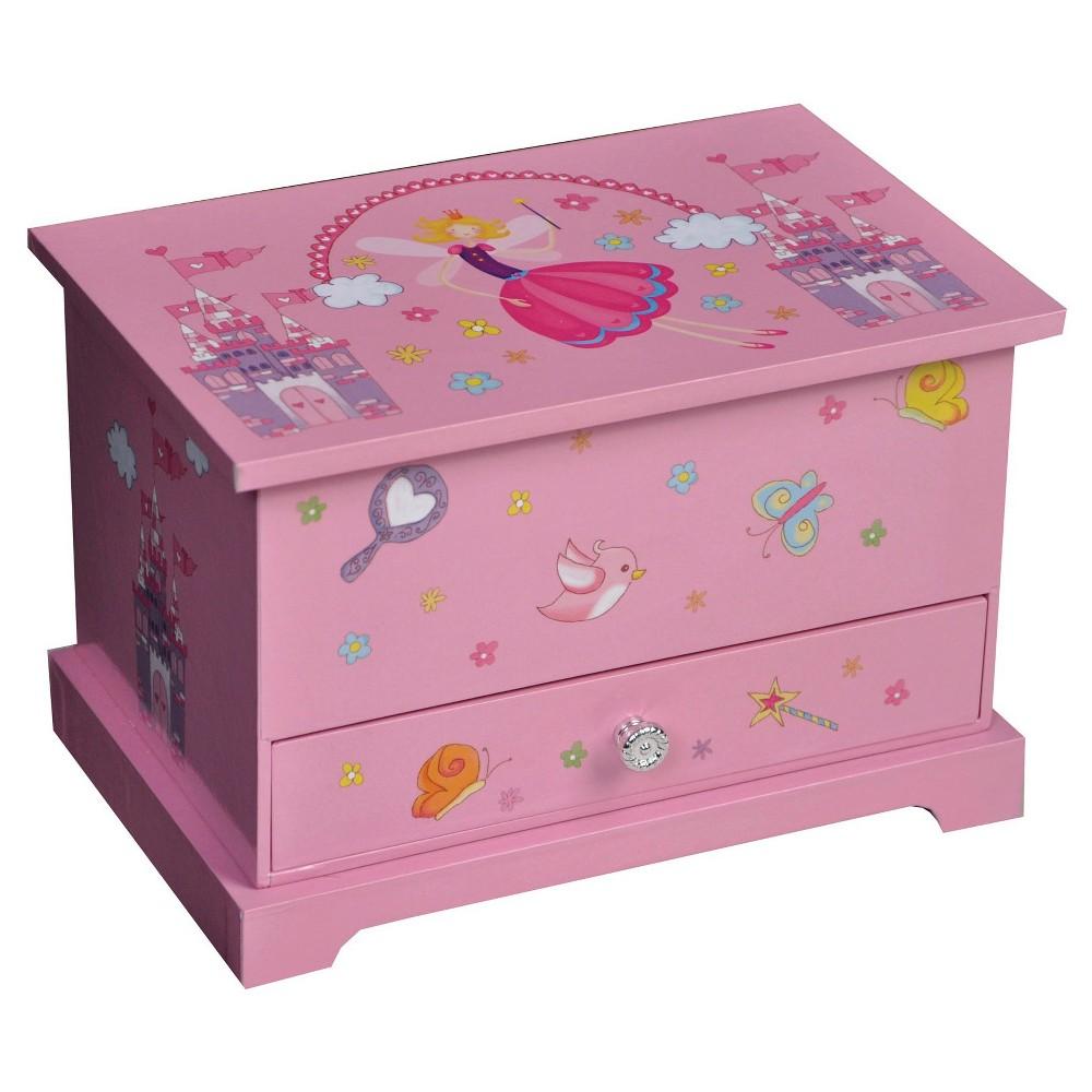 Mele & Co. Kerri Girls' Musical Ballerina Jewelry Box - Pink Mele & Co. Kerri Girls' Musical Ballerina Jewelry Box - Pink Gender: Female.
