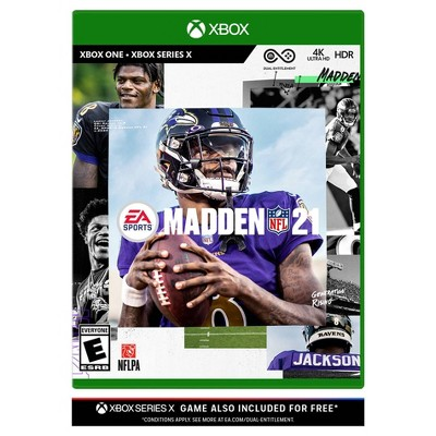 Madden NFL 21 - Xbox One/Series X