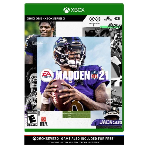 Madden NFL 21 - Xbox One/Series X - image 1 of 4