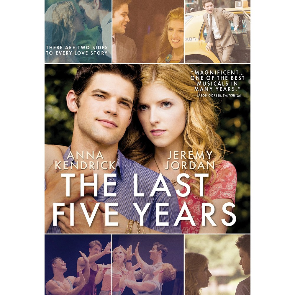 The Last Five Years (dvd_video)