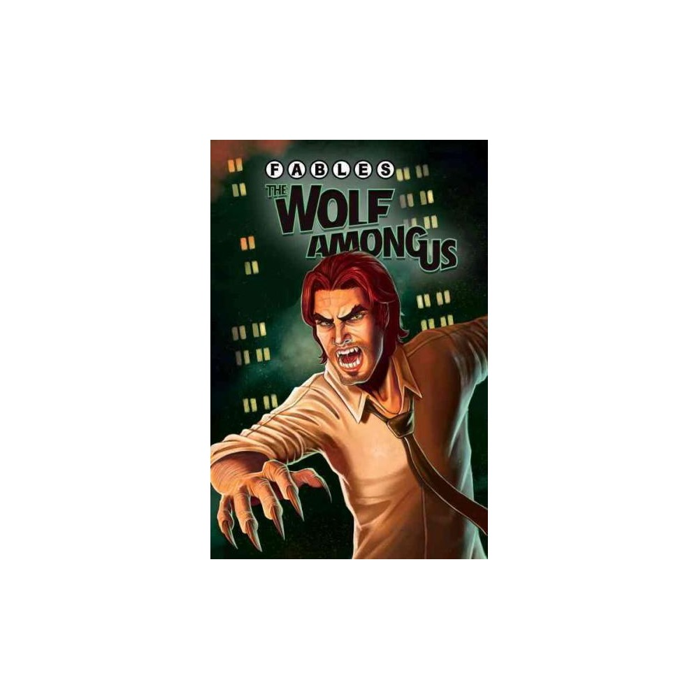 Fables 1 : The Wolf Among Us (Paperback) (Matthew Sturges)