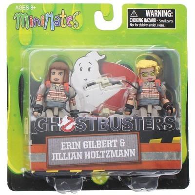 Diamond Comic Distributors, Inc. Ghostbusters 2016 Erin Gilbert & Jillian Holtzmann 2-Pack Minimates