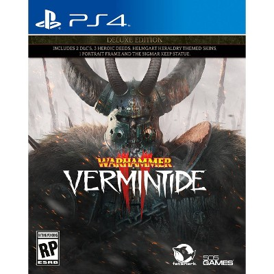 Warhammer II: Vermintide Deluxe Edition - PlayStation 4