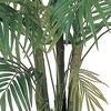 4ft Artificial Areca Palm Tree in Pot - Nearly Natural - image 3 of 3