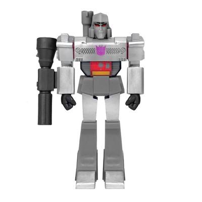 Super7 Transformers Megatron Figure - Exclusive Gray