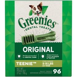 Greenies Teenie Original Dental Dog Treats