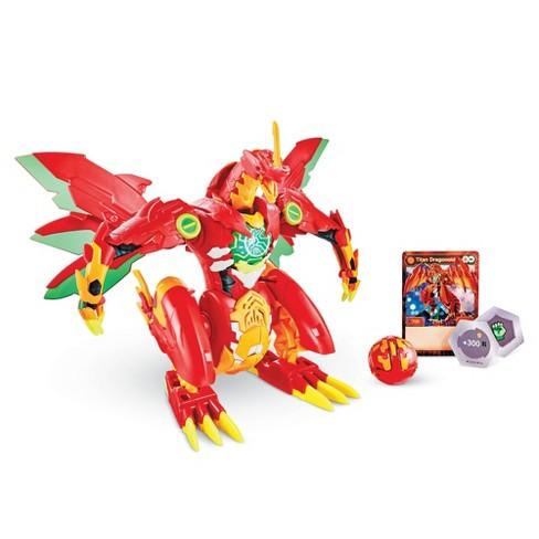 Bakugan Dragonoid Maximus Transforming Action Figure - image 1 of 4