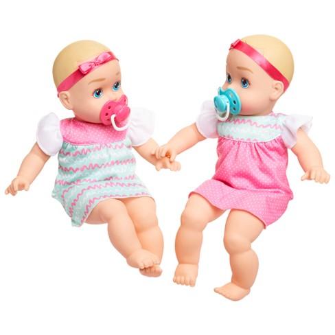 9e8de7487b8e3 Honestly Cute My Sweet Baby Twins Baby Dolls 14