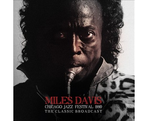 Miles Davis - Chicago Jazz Festival 1990 (Vinyl) - image 1 of 1