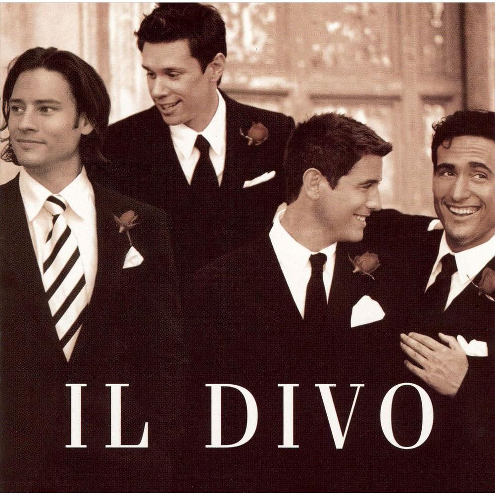 Il Divo - Il Divo (CD), Pop Music