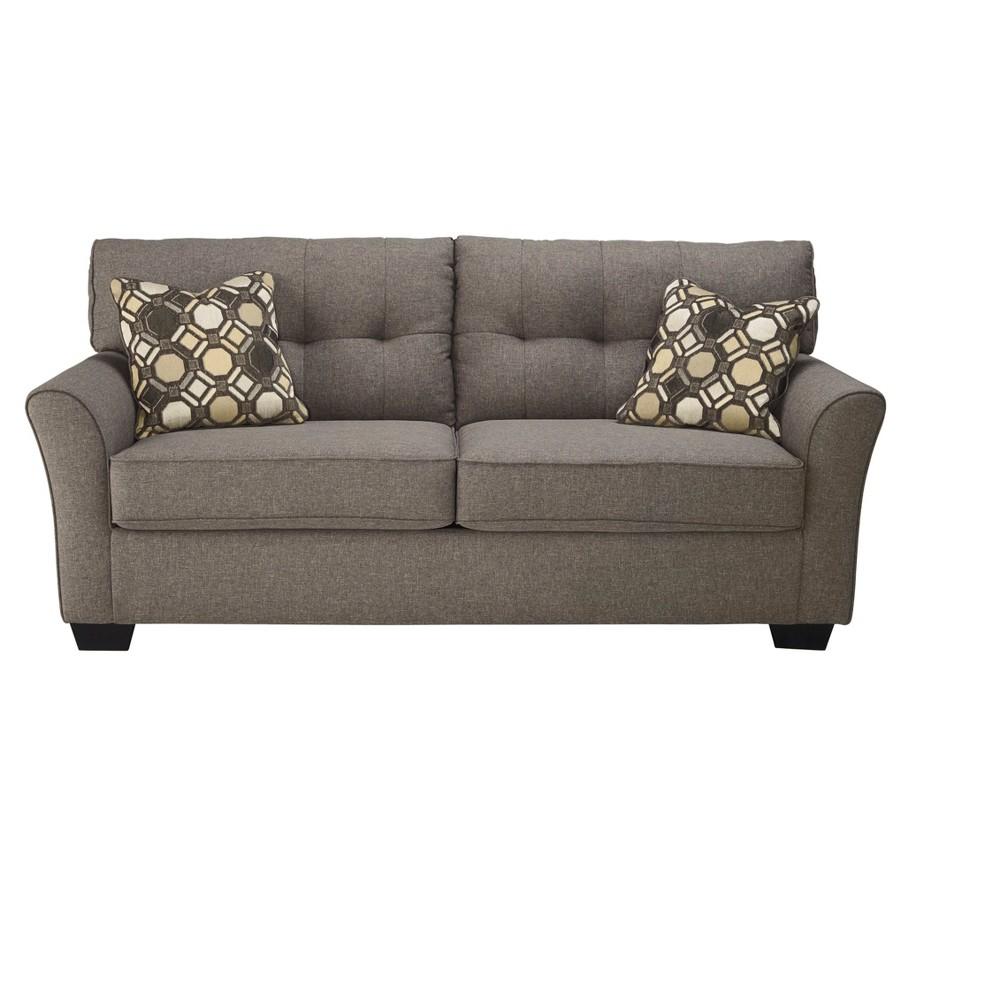 Best Sofas Slate Grey Signature Design By Ashley