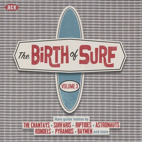 Various - Birth of surf:Vol 3 (CD) - image 1 of 1
