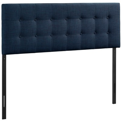 Emily Upholstered Fabric Headboard - Modway