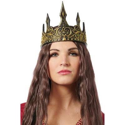 Franco Ancient Crown (Gold)