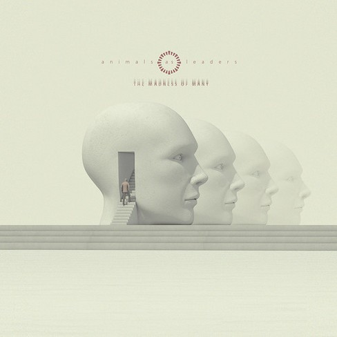 Animals As Leaders - Madness Of Many (Vinyl) - image 1 of 1